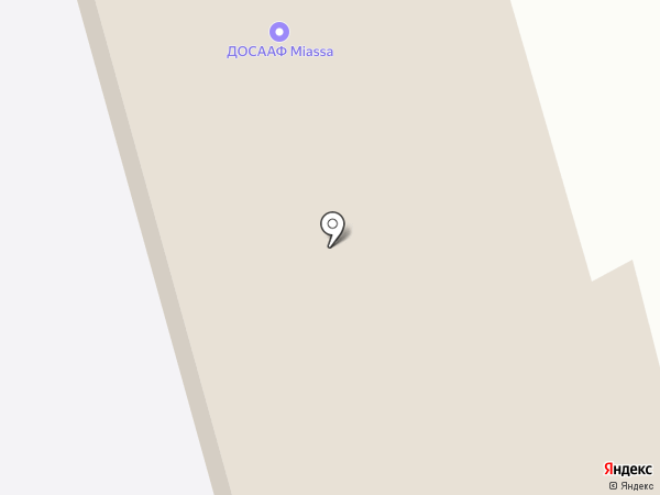 Производственно-монтажная компания на карте Миасса