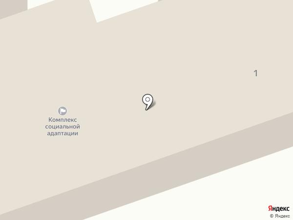 Резерв на карте Миасса