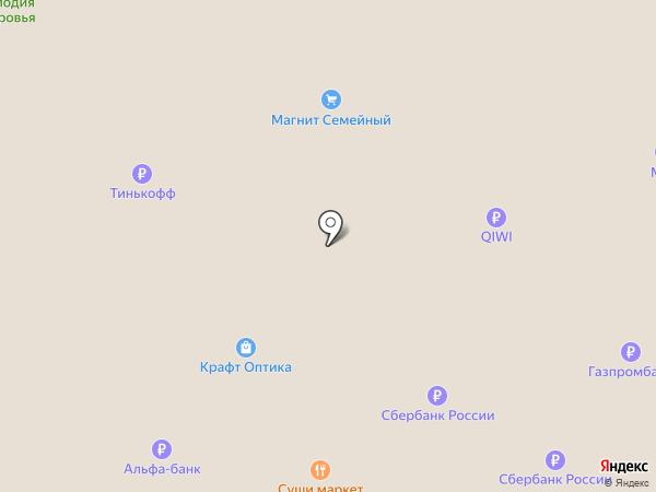 Корпорация Центр на карте Нижнего Тагила