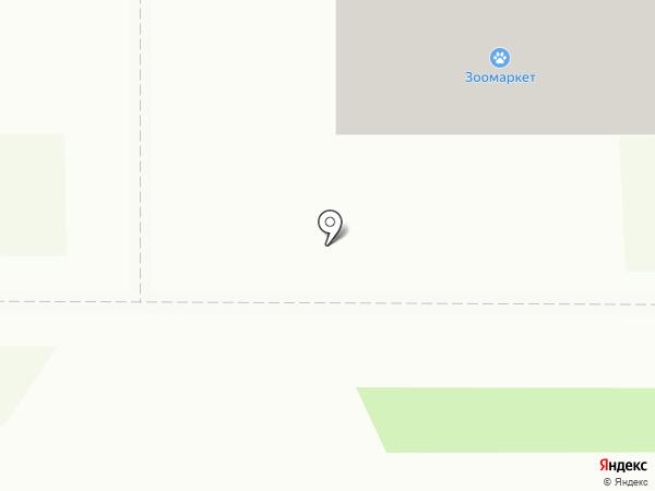 Франжипани на карте Миасса