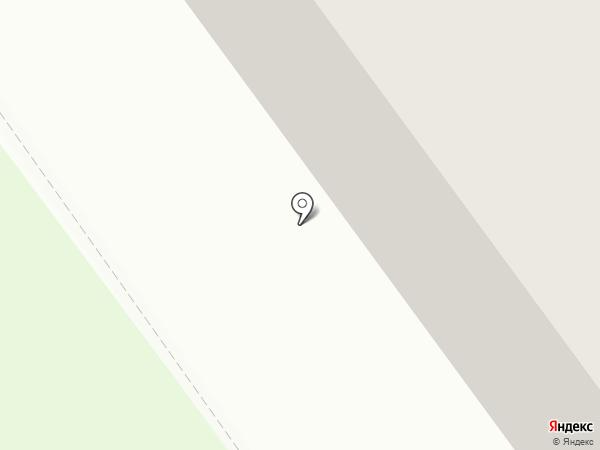 Центральный на карте Миасса