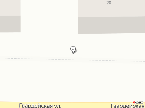 Зверь бургер на карте Миасса