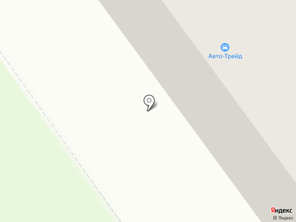 Электромашина на карте Миасса