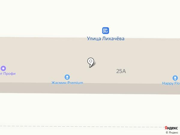 Жасмин Premium на карте Миасса