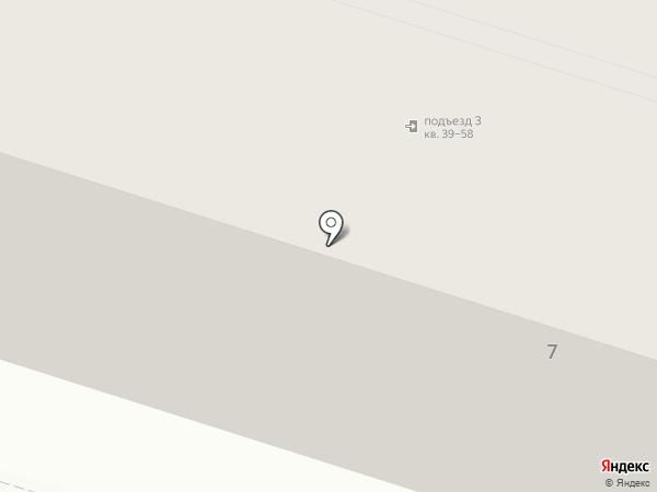 Агентство ритуальных услуг на карте Нижнего Тагила