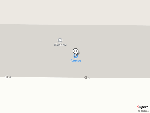 Miass.live на карте Миасса