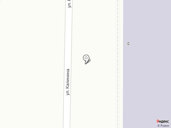 Универ на карте Миасса
