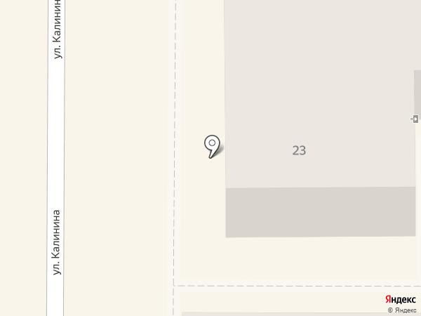 Белошвейка на карте Миасса