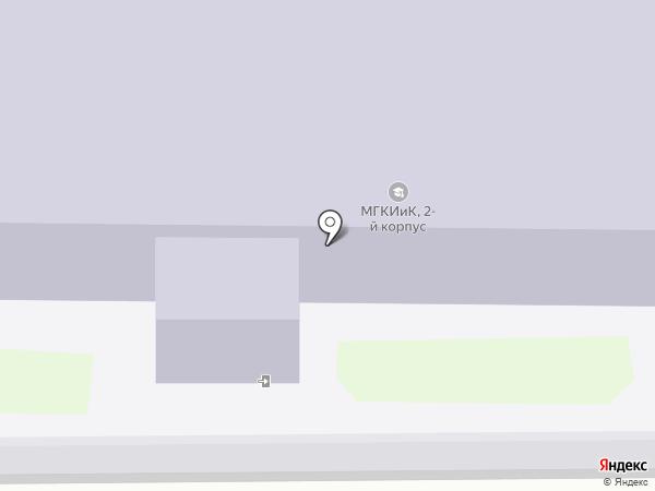 Миасский государственный колледж искусства и культуры на карте Миасса
