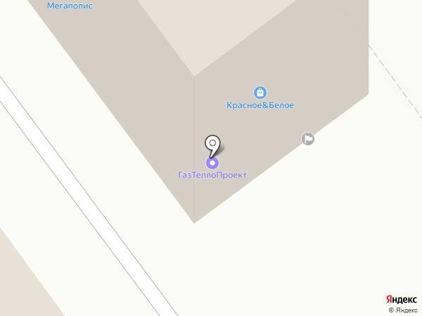 УРАЛМЕТ на карте Миасса
