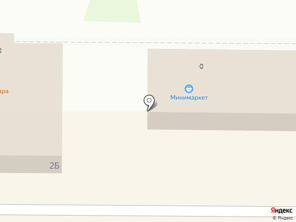 Минимаркет на карте Миасса
