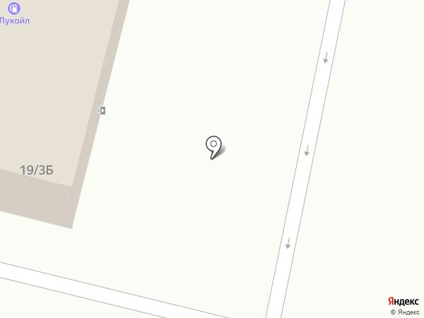 АЗС на карте Миасса
