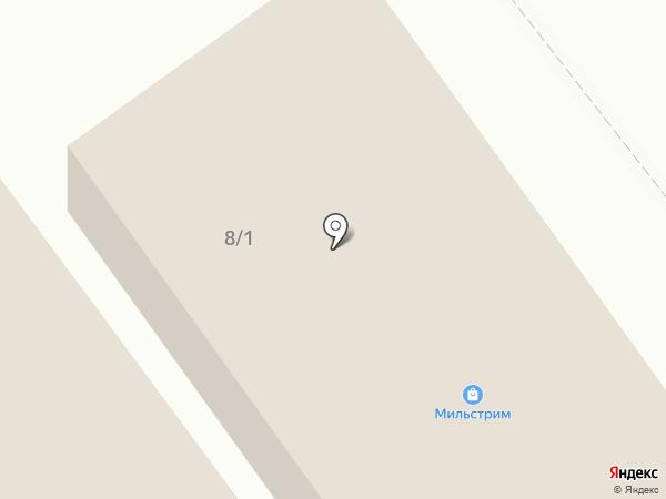 ТЕХНОпарк на карте Миасса