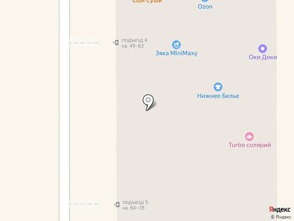 Пассаж на карте Миасса