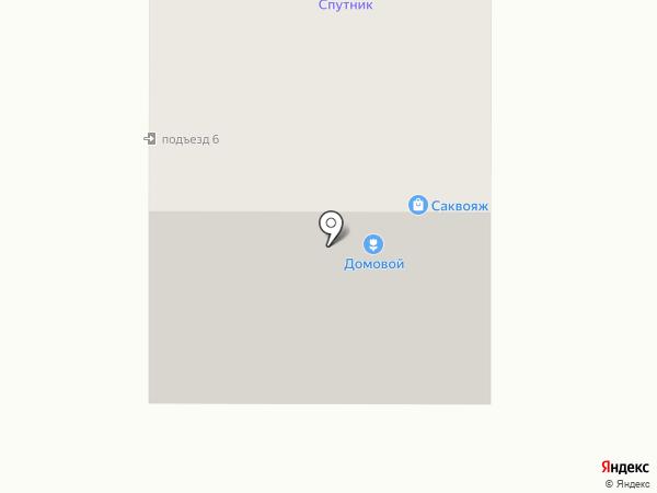 Ажур на карте Миасса