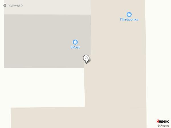 Банкомат, СМП банк на карте Миасса