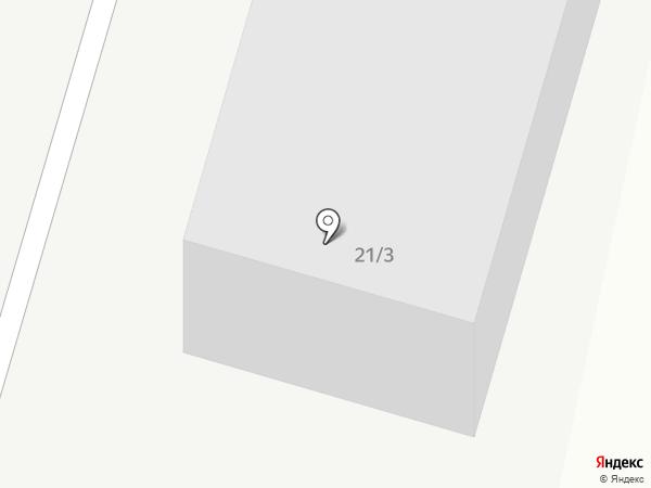 Торгово-сервисная компания на карте Миасса
