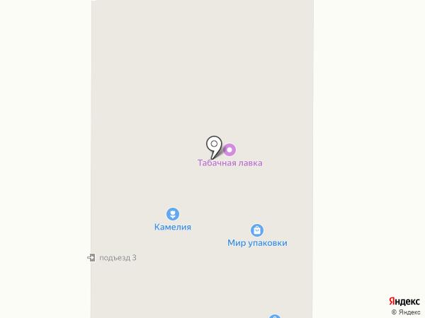 Кругозор на карте Миасса
