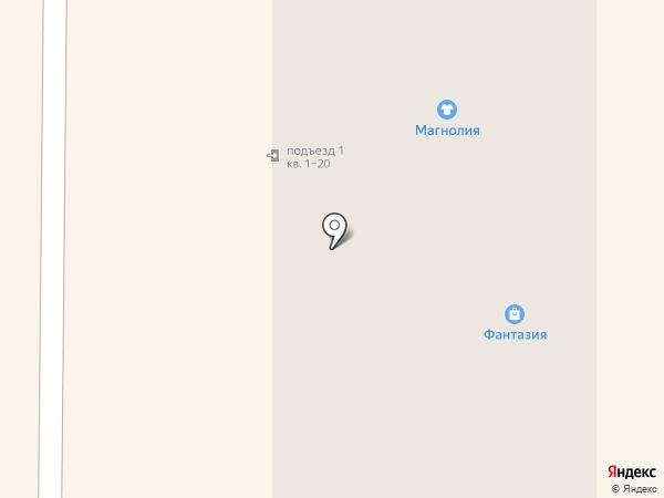 Умка на карте Миасса