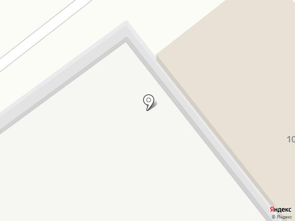 Баку на карте Миасса
