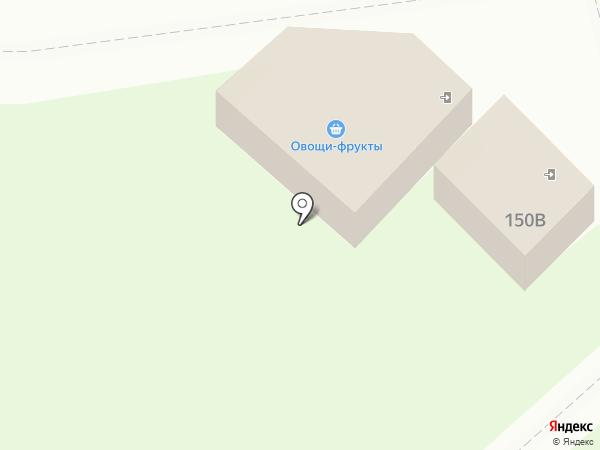 Гламелия на карте Миасса
