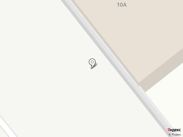 Магазин автозапчастей для грузовых автомобилей на карте Миасса
