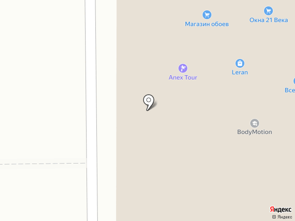 Центр Строительства и Кровли на карте Миасса