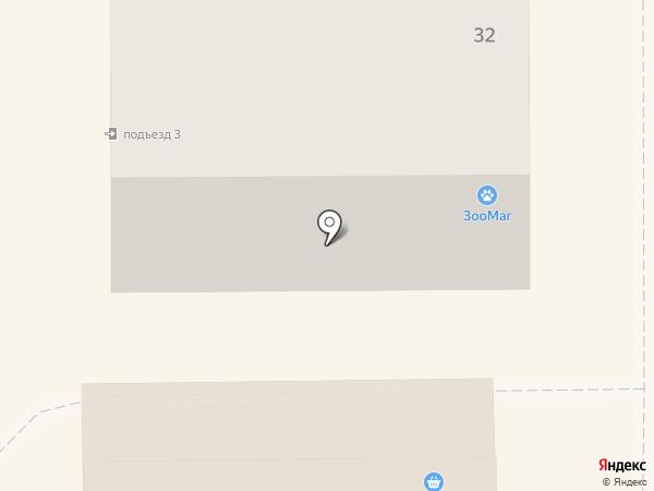Колёса-Миасс на карте Миасса