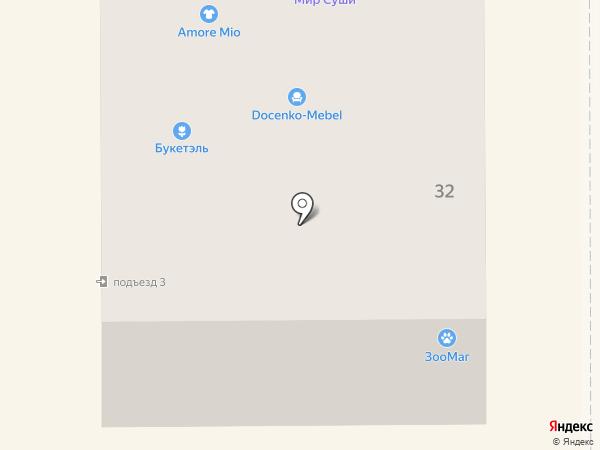 ALPACA на карте Миасса