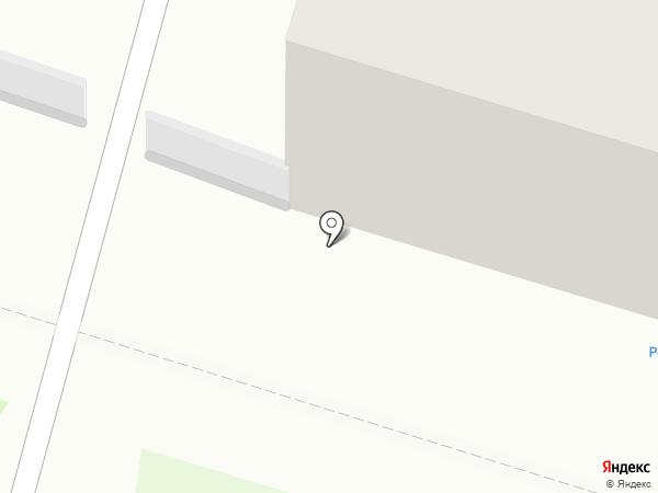 Робек на карте Нижнего Тагила