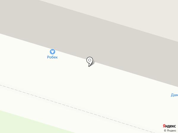 Компаньон Принт на карте Нижнего Тагила