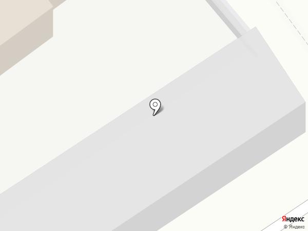 Тэн-Миасс на карте Миасса