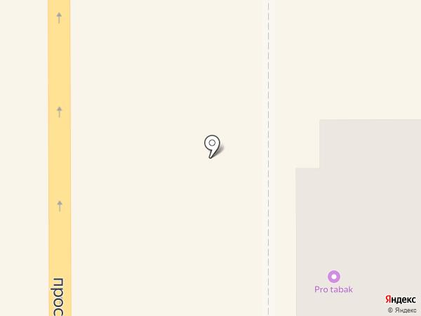 Таврия на карте Миасса