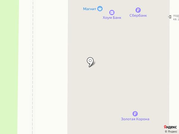 Дикси на карте Миасса