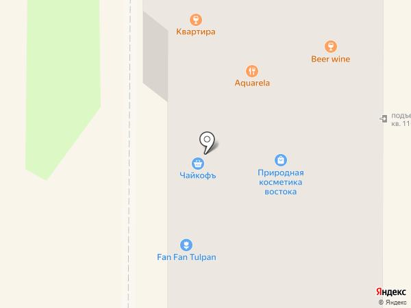 ВУЗ-банк на карте Миасса