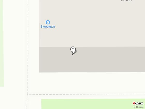 Бюрократ на карте Миасса