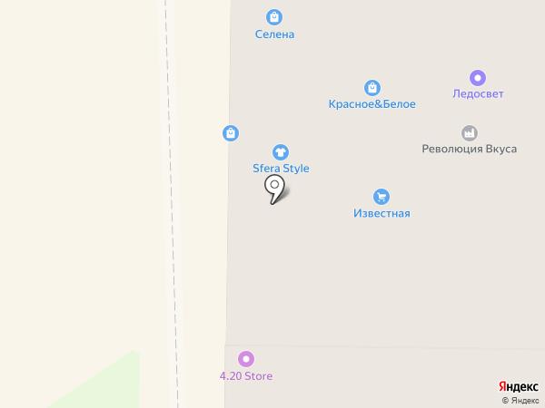 НАСКО на карте Миасса