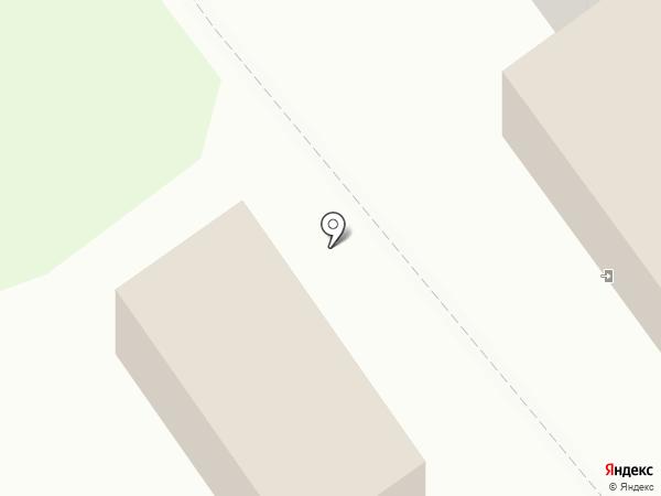 Магнит на карте Миасса