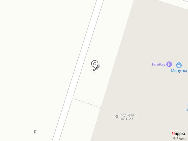 Минутка на карте Нижнего Тагила
