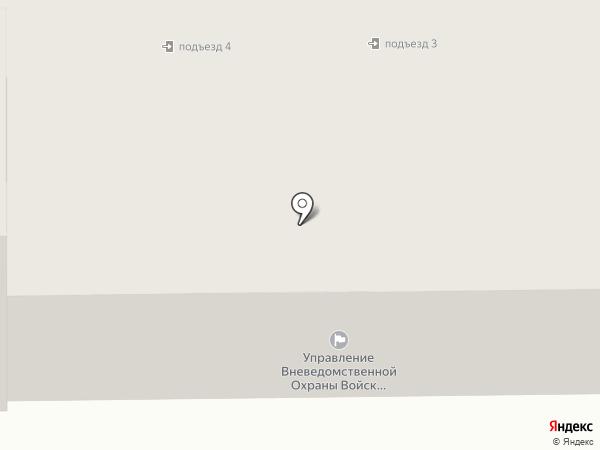 Тореадор на карте Миасса