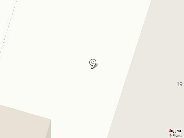 Батареечка на карте Нижнего Тагила
