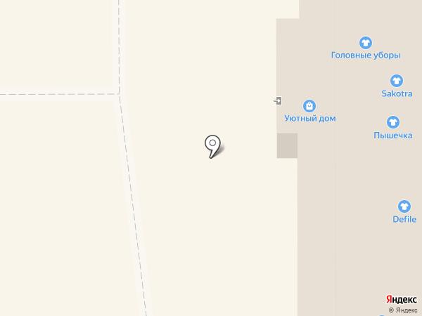 Панда на карте Миасса