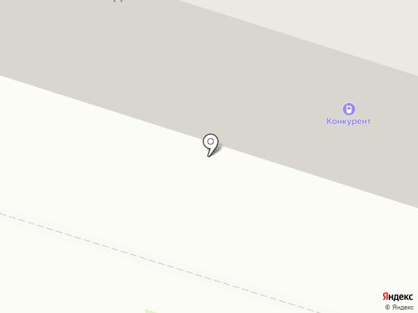Б/Ушка на карте Нижнего Тагила