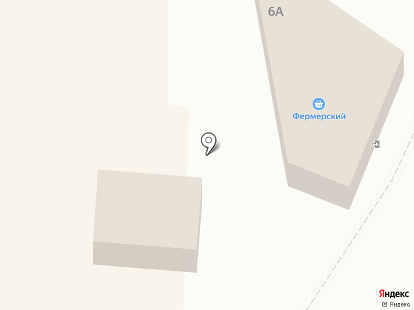 Фермерский на карте Миасса