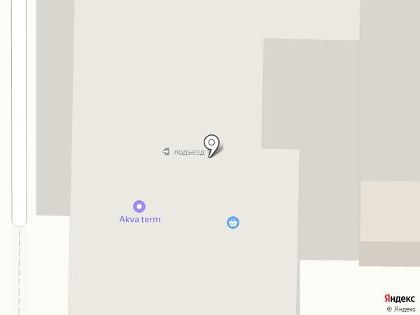 АСМЕБЕЛЬ-ШОКОЛАД на карте Миасса