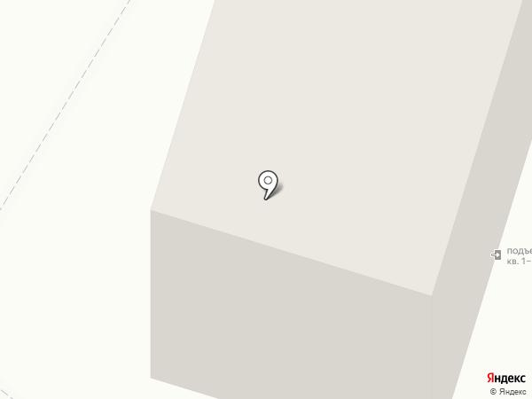 Электроцех на карте Нижнего Тагила