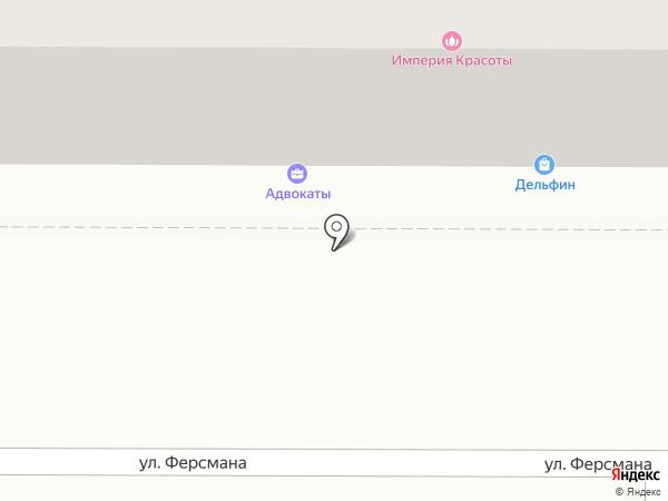 Миасская городская коллегия адвокатов на карте Миасса