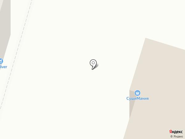 Клёпа на карте Нижнего Тагила