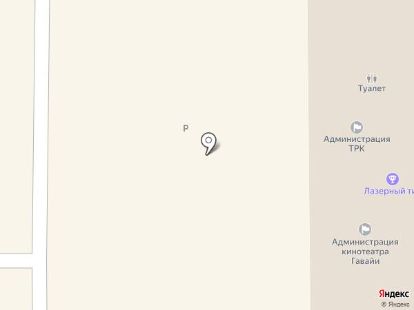 MMA Imperia на карте Миасса