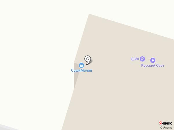 Дикси на карте Нижнего Тагила